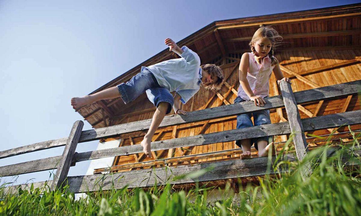 Familienhotel Südtirol :: Familienhotel Dorf Tirol