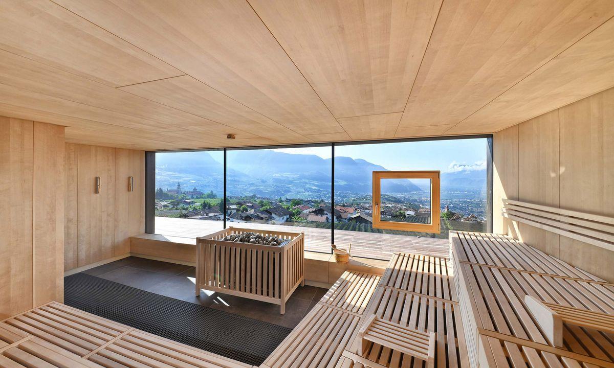 Wellnesshotel Südtirol :: Hotel mit Sauna in Südtirol