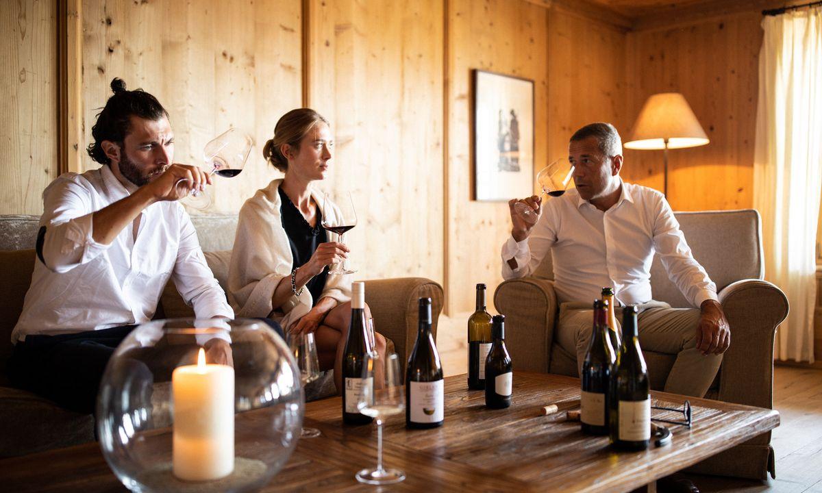 Wein-Urlaub Südtirol ► Weine & Restaurants Dorf Tirol