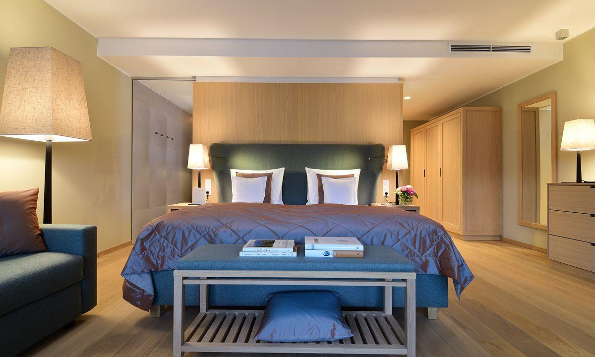 4-Sterne-Superior-Hotel Südtirol ✱ Dorf Tirol bei Meran