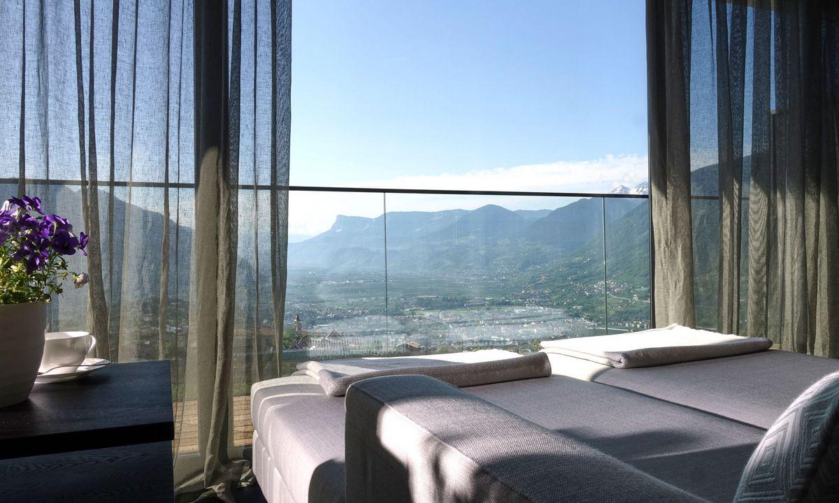 Wellnesshotel in Dorf Tirol ► Südtirol