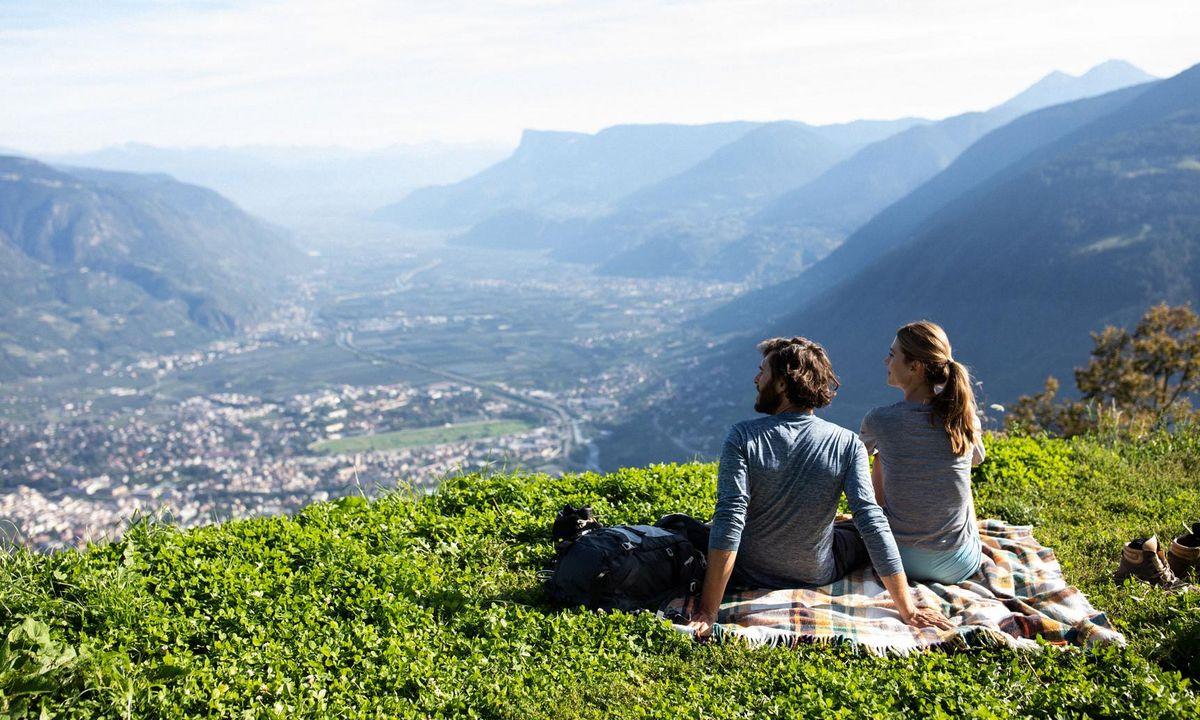 Aktivurlaub im Meraner Land :: Genussauszeit im Dorf Tirol