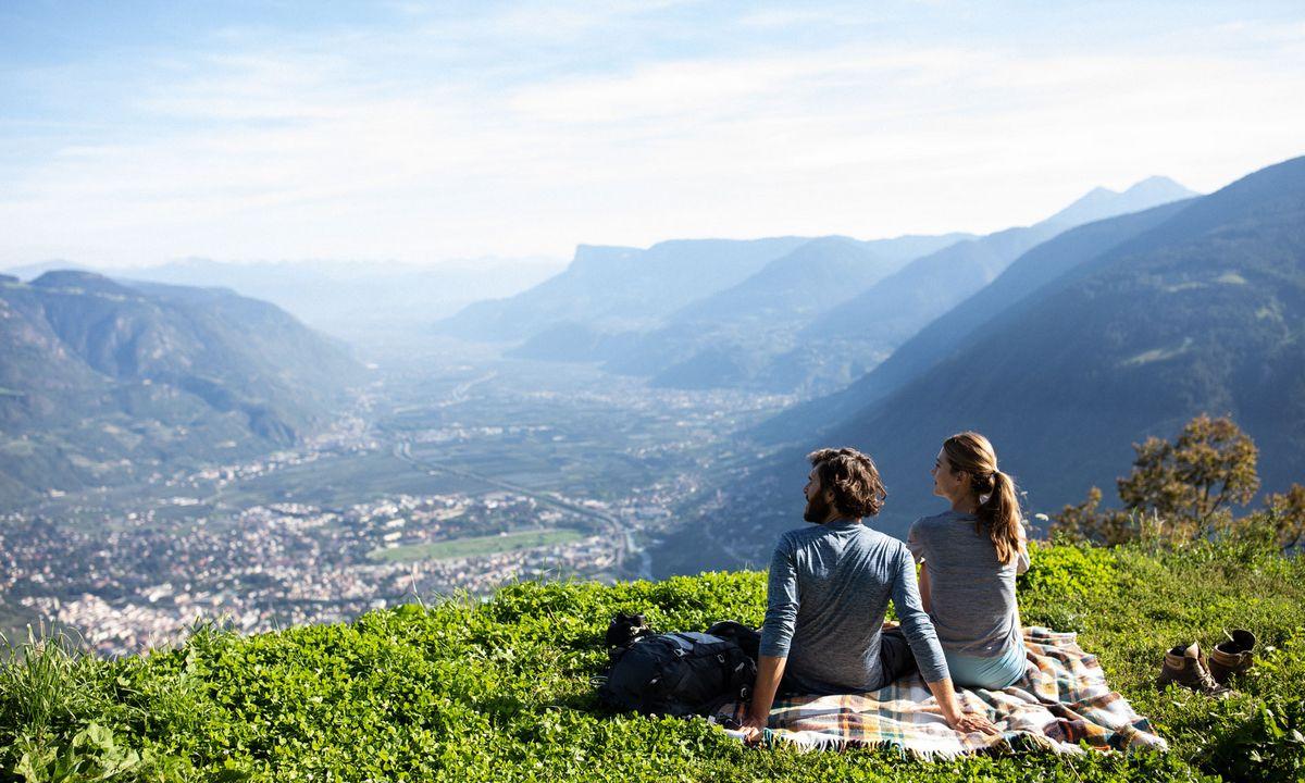 Urlaub Südtirol :: Urlaub in Dorf Tirol im Meraner Land