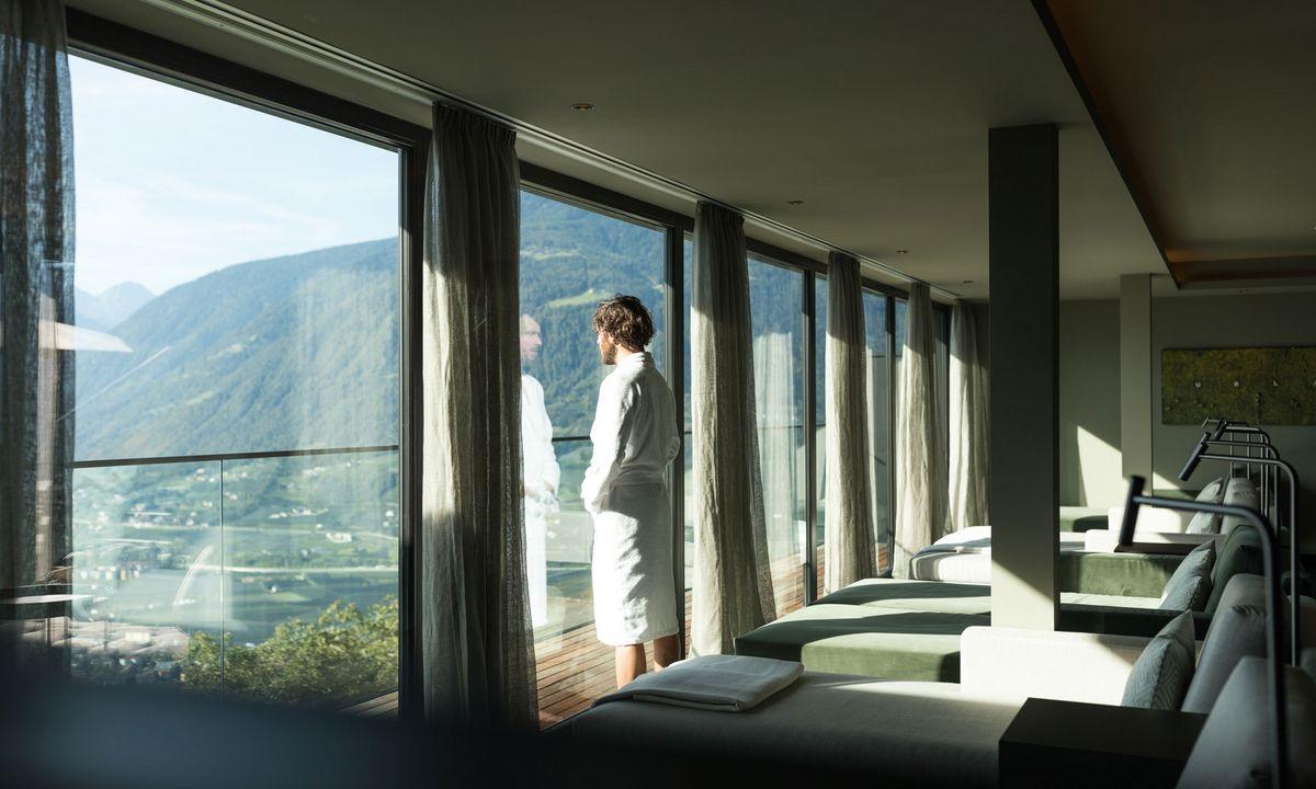 4-Sterne-Wellnesshotel Südtirol ✱ Dorf Tirol bei Meran