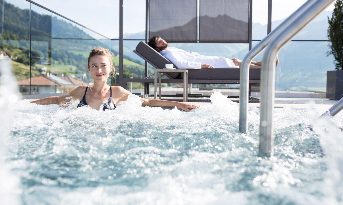 Wellnesshotel Südtirol :: Dorf Tirol Wellnesshotel