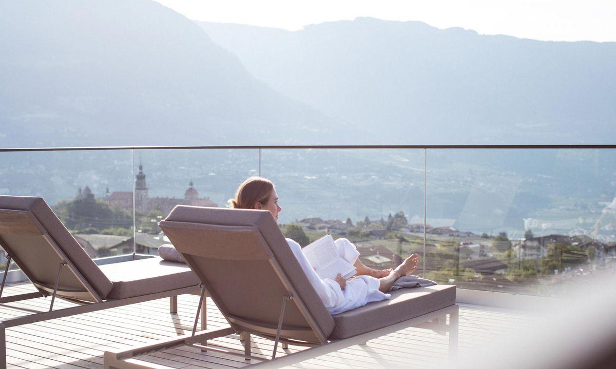 Ihr Hotel in Meran – Wellness und Entspannung