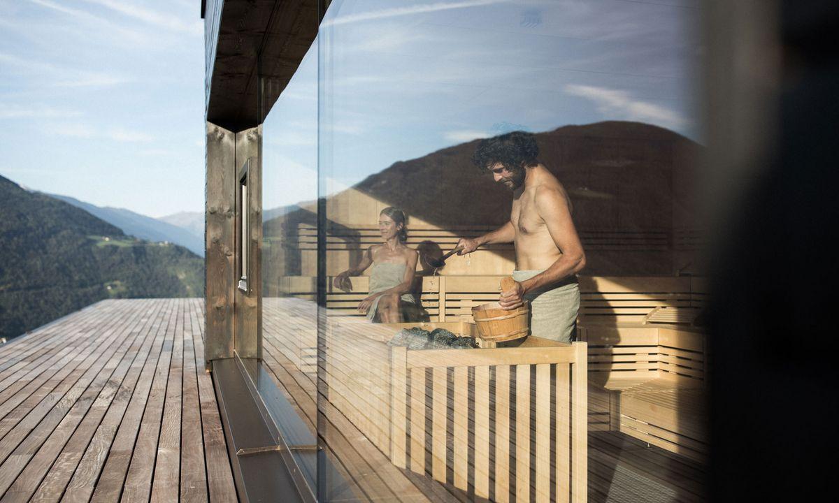 Hotel mit Sauna Südtirol, Südtirol Wellnesshotel