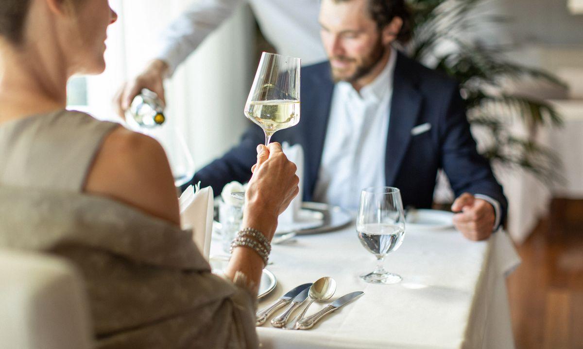 4 Sterne-Superior Dorf Tirol :: Restaurant Meran